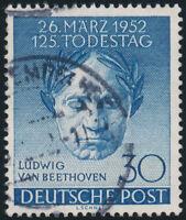 BERLIN 1952, MiNr. 87 I, gestempelt, gepr. Schlegel, Mi. 150,-