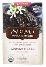 Jasmine Pu-Erh Tea/ Tea Making