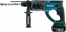 MAKITA DHR202 LXT 18V CORDLESS Lithium Ion SDS+ COMBI DRILL + 1 BL1830 BATTERY