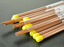 100pc Copper Electrode Tubes for EDM Drilling Machine Diameter 1mm #E7-W GY