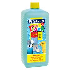 Vitakraft Potion + Jod-1.000 Ml-Trinkwasser Perruches Ondulées Îles Canaries