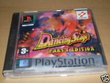 DANCING STAGE PARTY EDITION PS1 / PS2 SIGILLATO