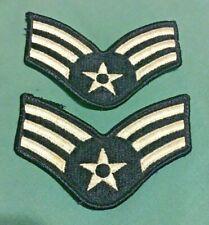 Military US Air Force Senior Airman Sleeve Rank #K36