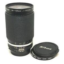 [EXC+] Nikon Japan MF Zoom-Nikkor 35-135mm F3.5-4.5 Ai-S F Zoom Lens MAKE OFFER