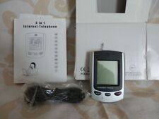 Téléphone Portable Internet PDA 3 En 1 Neuf