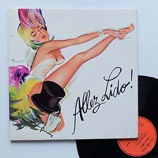 """Vinyle 33T Ellen et Alice Kessler  """"Allez Lido !"""""""