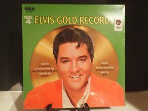 ELVIS PRESLEY Gold Records Vol 4  SEALED Vinyl LP  RCA LSP-3921  1970's Pressing