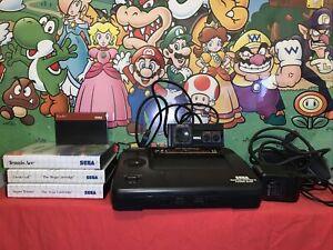Console Master System 2 Plus Jeux