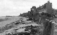 6x4 Photo ww75C Normandy D-Day Jb Juno Beach Saint Aubin Nan Red P 4 7Wn 27