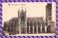 CPA 87 - LIMOGES la cathedrale