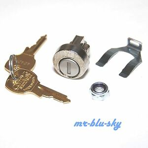 COMPX NATIONAL C8733, USPS Mail Box Lock w/ 2 Keys