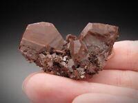 Calcite Crystals, Saxony, Germany