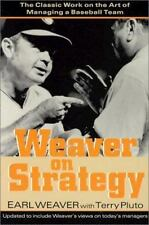 Weaver on Strategy: Classic Work on Art of Managing a Baseball Team, General, Lo