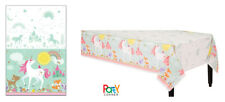 Unicorn Party Supplies TABLE COVER Tablecloth