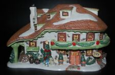 Canterbury Lane Country Inn Porcelain Home Accents NEW