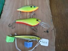 Poes & other fishing lures (lot#16213)