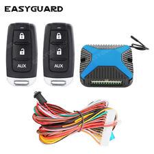 Easyguard keyless entry kit remote lock unlock remote trunk release universal