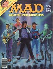 Mad No.251 December 1984 Michael Jackson Spock 021218DBE