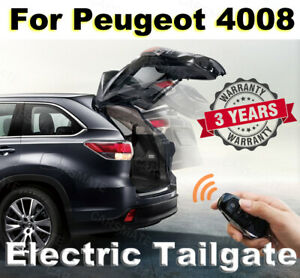 Electric Tailgate System Intelligent Sensing Function of Foot Kick For PEUGEOT