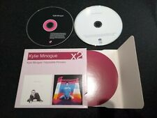KYLIE MINOGUE / IMPOSSIBLE PRINCESS RARE 2x CD SET (2007)