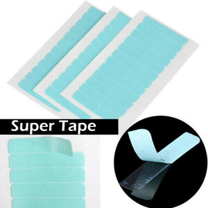 Double Sided Adhesive Super Tape For Tape In Human Hair Extensions Seamless E043