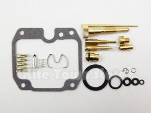 Carburetor Carb Rebuild Kit Repair for Yamaha Timberwolf YFB250U 1992-1998 New