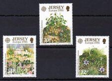 Jersey 1986 Europa MNH set