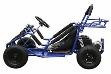 TDPRO 1000 Watt Electric 3 speed Off Road Go Kart for Kids Blue