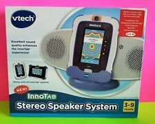 NEW INNOTAB VTECH STEREO  SPEAKER SISTEM COMPATIBLE WITH ALL GENERATION iPHONE.