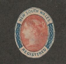 Kappysstamps S242 New South Wales Sc F1 Or F3? Mint No Gum Cats $700