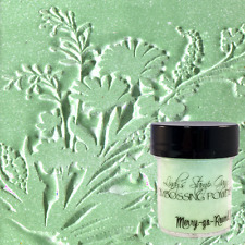 Lindy's Stamp Gang Embossing Powder - MERRY-GO-ROUND GREEN