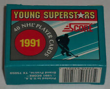 1991 NHL YOUNG SUPERSTARS Score Hockey Complete set - Ferorov, Richter, Hodge ++