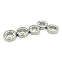 MR169zz 25 PCS Chrome Metal Shielded Ball Bearings 9*16*5 MR169z 9x16x5 mm