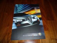 Alfa Romeo GT SPORTIVA COLLEZIONE Prospekt 12/2005