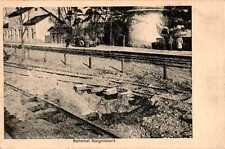 Erster Weltkrieg (1914-18) Ansichtskarten aus Frankreich für Eisenbahn & Bahnhof