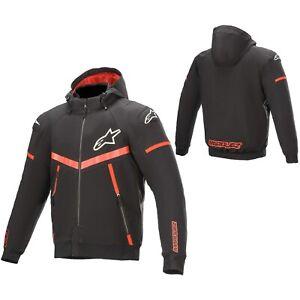 Alpinestars Rio Hondo Evo MM93 Marquez Men's Biker Jacket Hoodie Reinforced