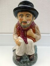 Staffordshire Toby Jug by Roy Kirkham – Swaggie – Very good condition