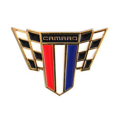 Gold Chevrolet Camaro Car Body Fender Trunk Lid Emblem Badge for SS ZL1 RS Z/28