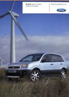 Ford Fusion Calero Prospekt 2006 11/06 MY 2007 brochure prospectus broschyr Auto