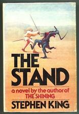The Stand by Stephen King First Edition/First State