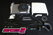 HPD LANDCRUISER 75/79 SERIES TOP MOUNT INTERCOOLER KIT IK-75-1HZ-S2-T 1HZ 1HDT