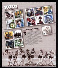 3184 CELEBRATE THE CENTURY 1920's MINT SUPERB-NH SHEET