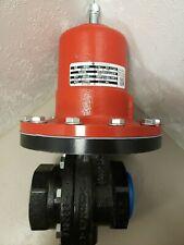 Jordan Valve Model 602-33 70 CV   Sliding Gate Pressure Regulator 150 psi Size 2