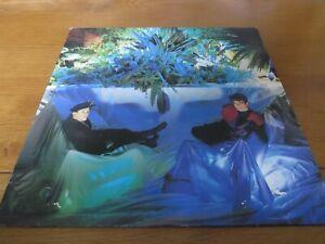 THE ASSOCIATES - SULK. 1982 UK VINYL LP WITH LYRIC INNER. SYNTH POP