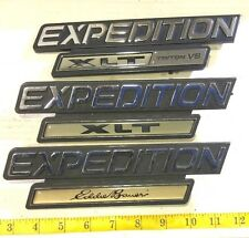 VARIOUS FORD EXPEDITION EMBLEMS {CE27}