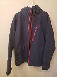 Flylow Hoodie Jacket. Size Large. GORGEOUS COLOR and DESIGN.