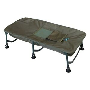 CARPZILLA Dark Green Framed Carp Fishing Unhooking Cradle Safeguard Foldable