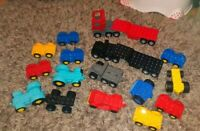 LEGO DUPLO ASSORTED VEHICLES BASES TRAILERS TRUCKS XMAS STOCKING FILLER FREEPOST