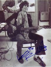 KEITH RICHARDS Rolling Stones Autographed 8x10 Photo (RP)