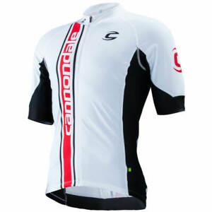 Cannondale 2014 Elite Pro Jersey White - 4M117/WHT Small